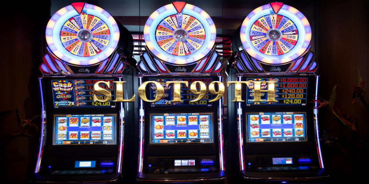 สูตรสล็อตออนไลน์ สูตรเด็ดที่ Slot99th เท่านั้น แตกได้แตกดี รวย!